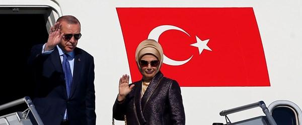 Cumhurbaşkanı Erdoğan, Macaristan'a gitti