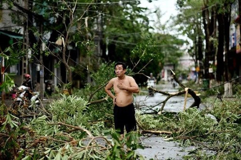 Vietnam'ı tayfundan sonra toprak kayması vurdu: 35'e yükseldi - 6