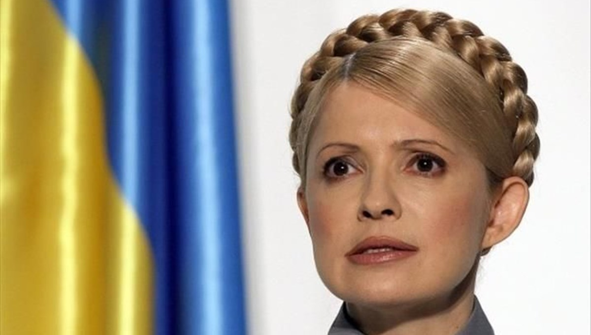 Eski Ukrayna Başbakanı Timoşenko corona virüse yakalandı