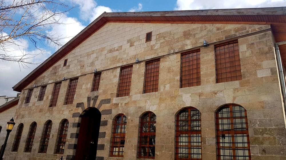 Gaziantep ve Kilis'teki kilise ve sinagoglara restorasyon - 4