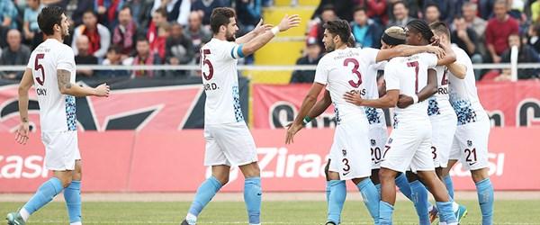 Trabzonspor galibiyeti hatırladı