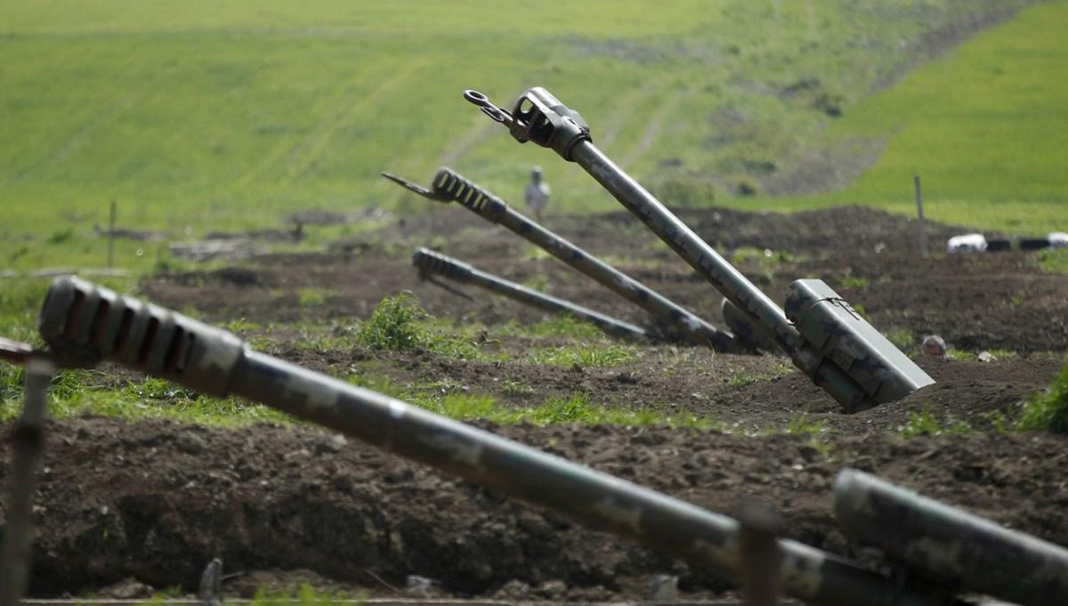 Ermenistan ordusunda gece boyunca büyük kayıp