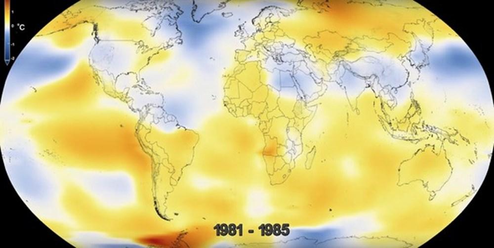 Dünya 'ölümcül' zirveye yaklaşıyor (Bilim insanları tarih verdi) - 111