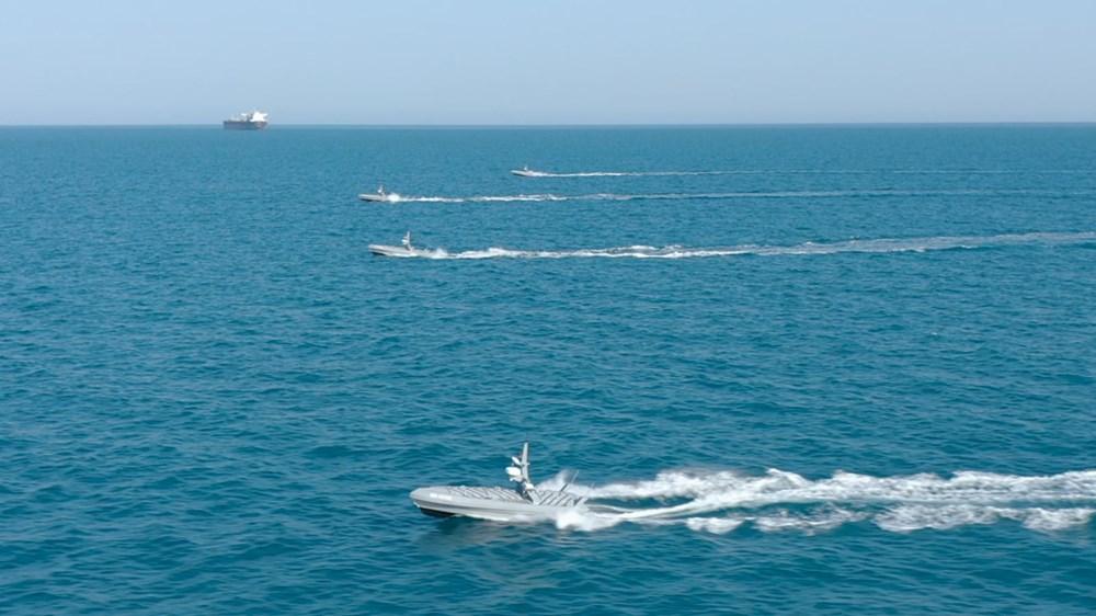 Türkiye'nin insansız deniz aracı sürüsü göreve hazırlanıyor (Türkiye'nin yeni nesil yerli silahları) - 2