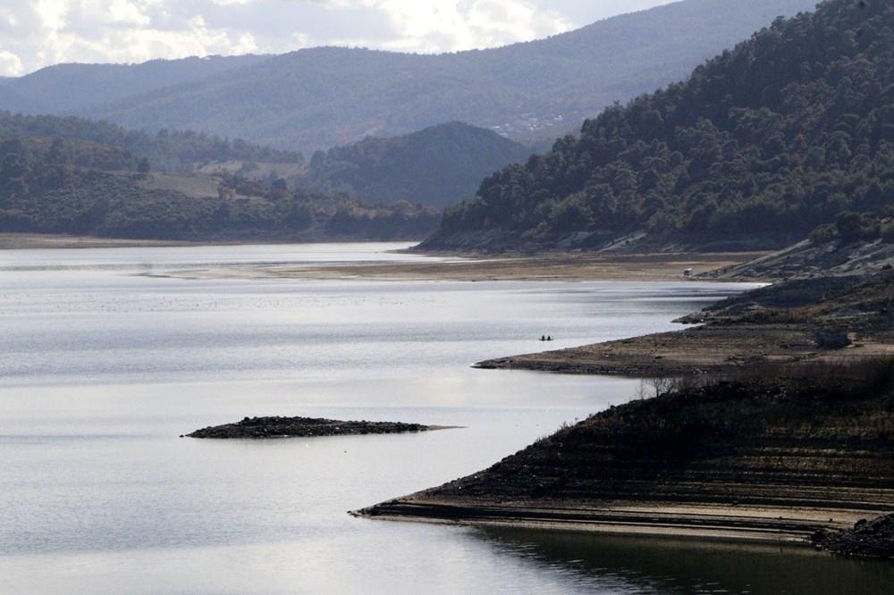 Çanakkale'de baraj boşaldı, su kullanımıyla ilgili yasaklar geldi - 6