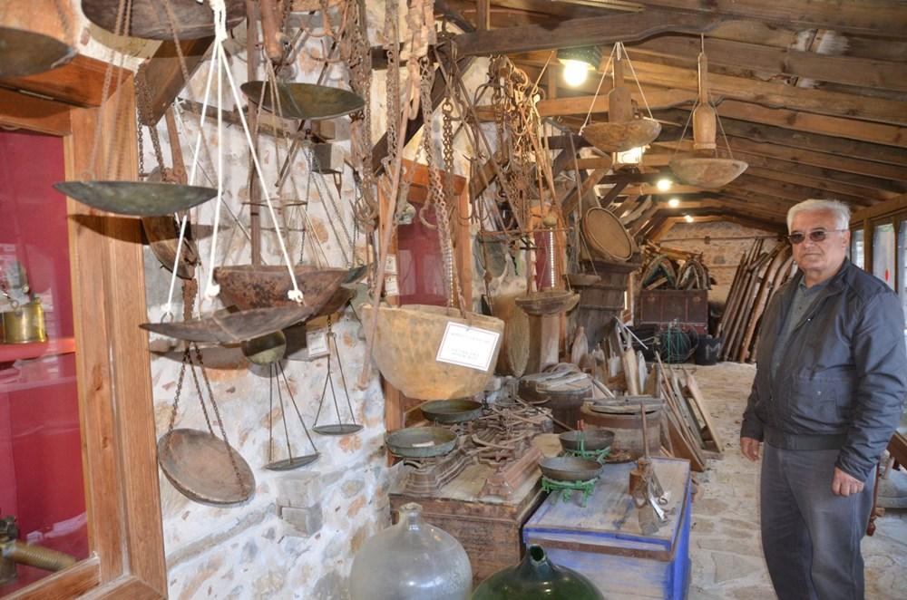 7 binden fazla materyal Türk Folklor Müzesi'nde - 2