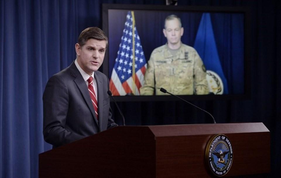 PentagonSözcüsü Peter Cook
