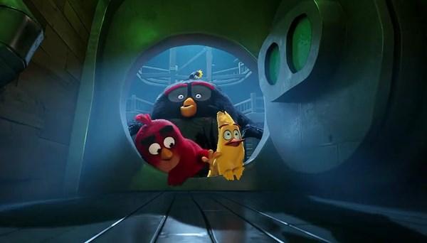 Filmin ardından Angry Birds dizisi geliyor
