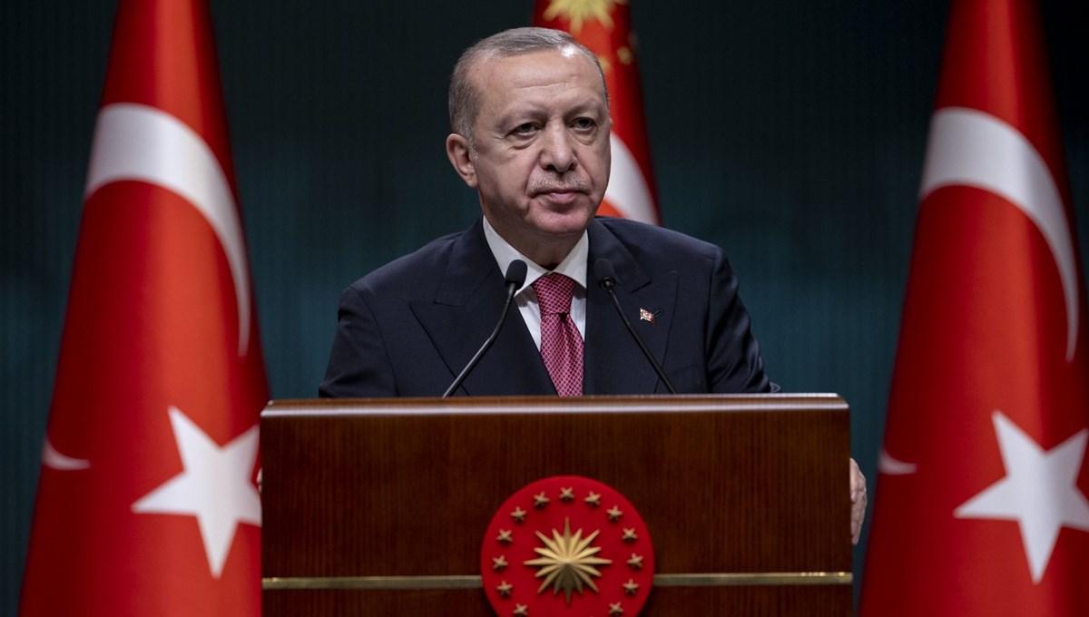 Kabine toplantısı sona erdi | Cumhurbaşkanı Erdoğan açıkladı: Sokak kısıtlamasında gün ve saatler değişti