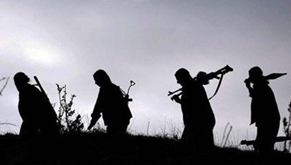 1'i gri kategoride aranan 4 PKK'lı terörist teslim oldu