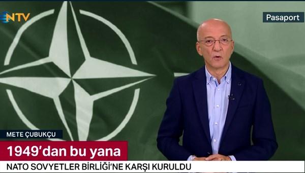 70. yılında NATO ne yapıyor? (Pasaport 18 Kasım 2019)