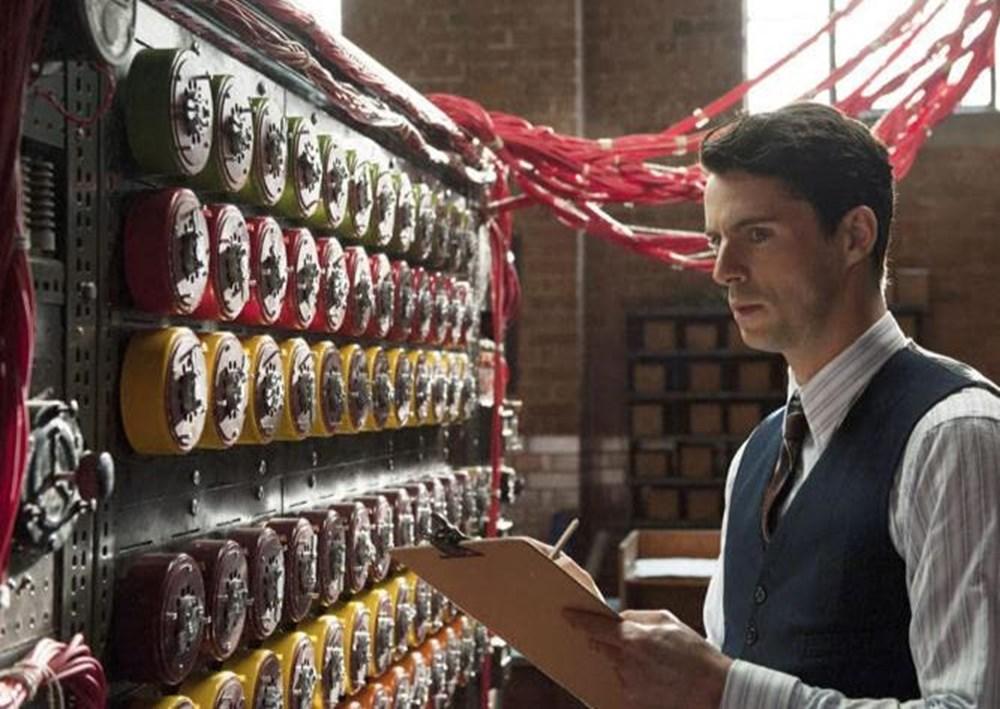 Dermot Turing: Enigma amcamı yanlış tanıttı - 8