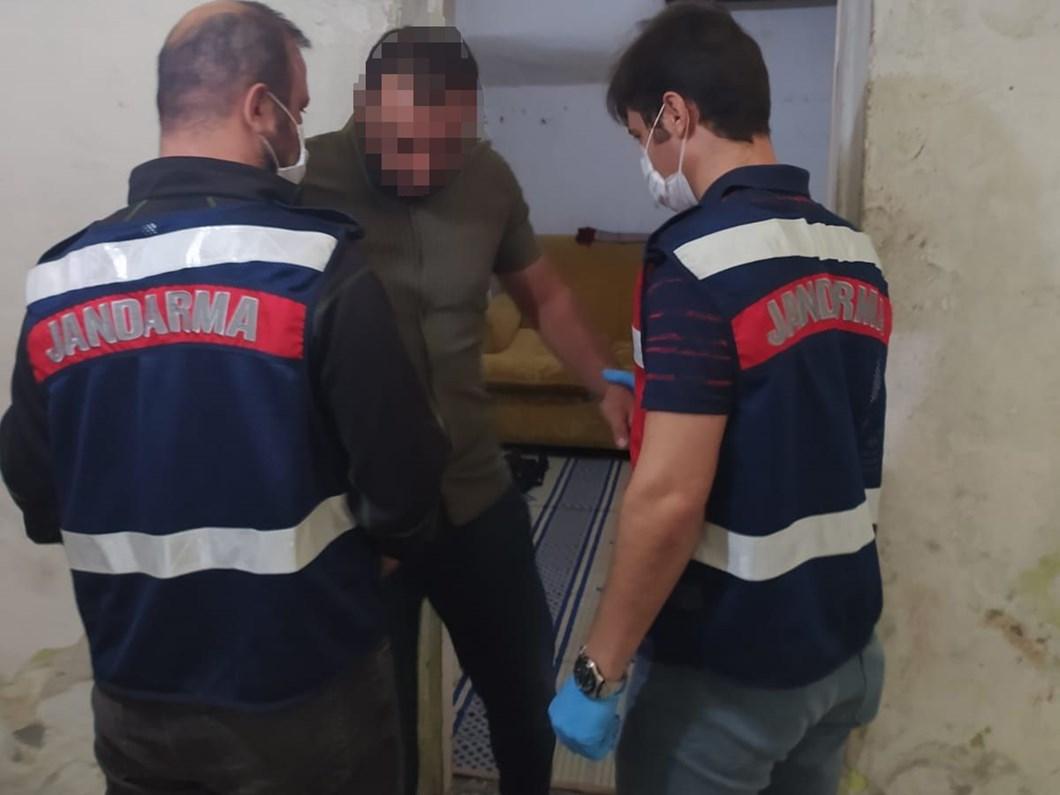 El Nusra terör örgütünün emiri Bursa'da yakalandı