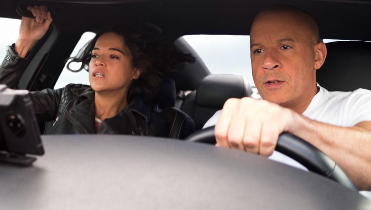 Hızlı ve Öfkeli 9, 500 milyon dolar barajını geçti (ABD Box Office 2-4 Temmuz 2021)