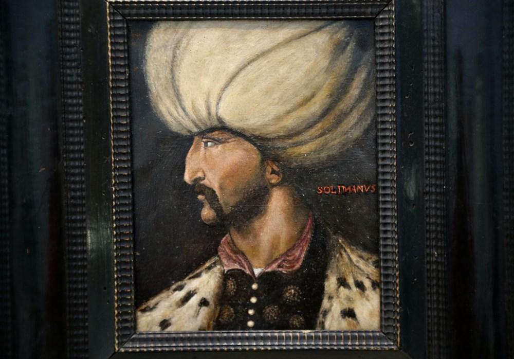 İngiltere'de satışa sunulacak Kanuni Sultan Süleyman portresinden ayrıntılar - 5