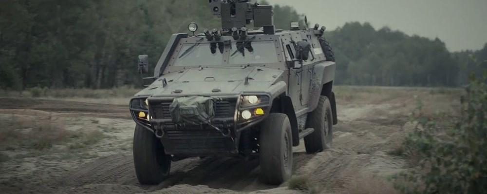 Dijital birliğin robot askeri Barkan göreve hazırlanıyor (Türkiye'nin yeni nesil yerli silahları) - 227