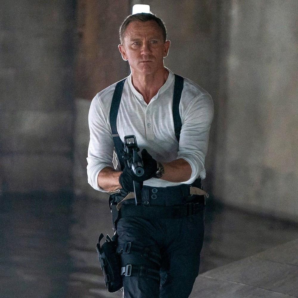 Yeni James Bond filmi No Time to Die için 30 bin litre kola kullanıldı - 5