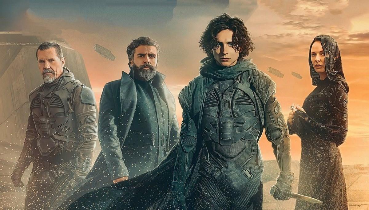 Merakla beklenen bilim kurgu filmi Dune'dan Türkçe altyazılı yeni fragman