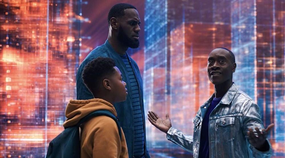 LeBron James'li Space Jam 2'den yeni görseller paylaşıldı - 4