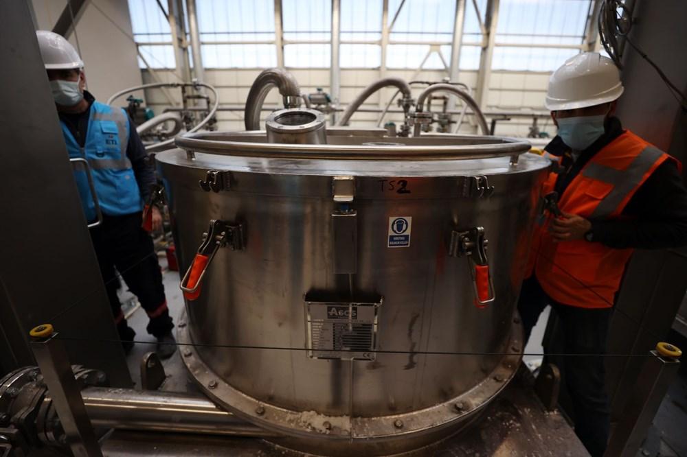 Türkiye'nin ilk lityum üretim tesisi resmen açıldı - 8
