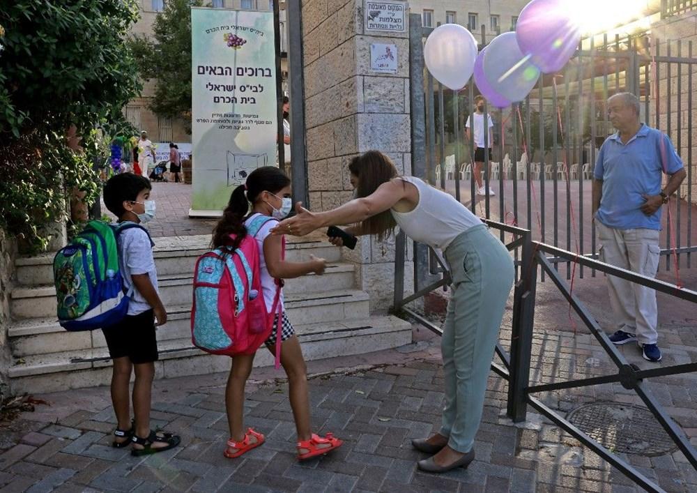 İsrail Covid-19'da 3. dozu zorunlu kılan ilk ülke oldu: 2 milyon aşı pasaportu tehlikede - 7
