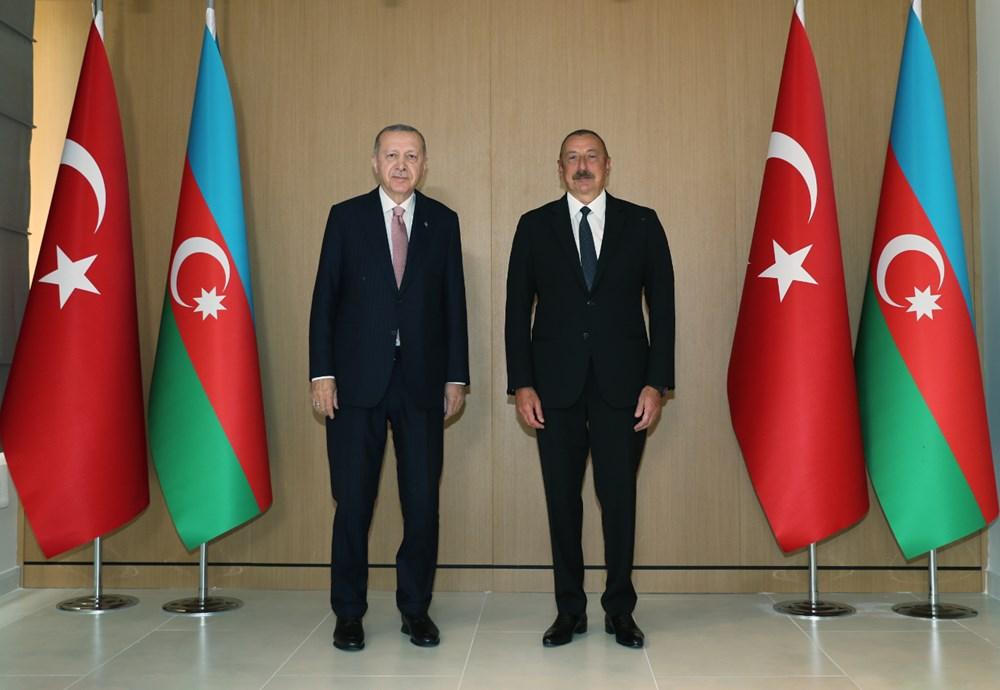 Cumhurbaşkanı Erdoğan ve Aliyev Şuşa Beyannamesi'ni imzaladı - 19