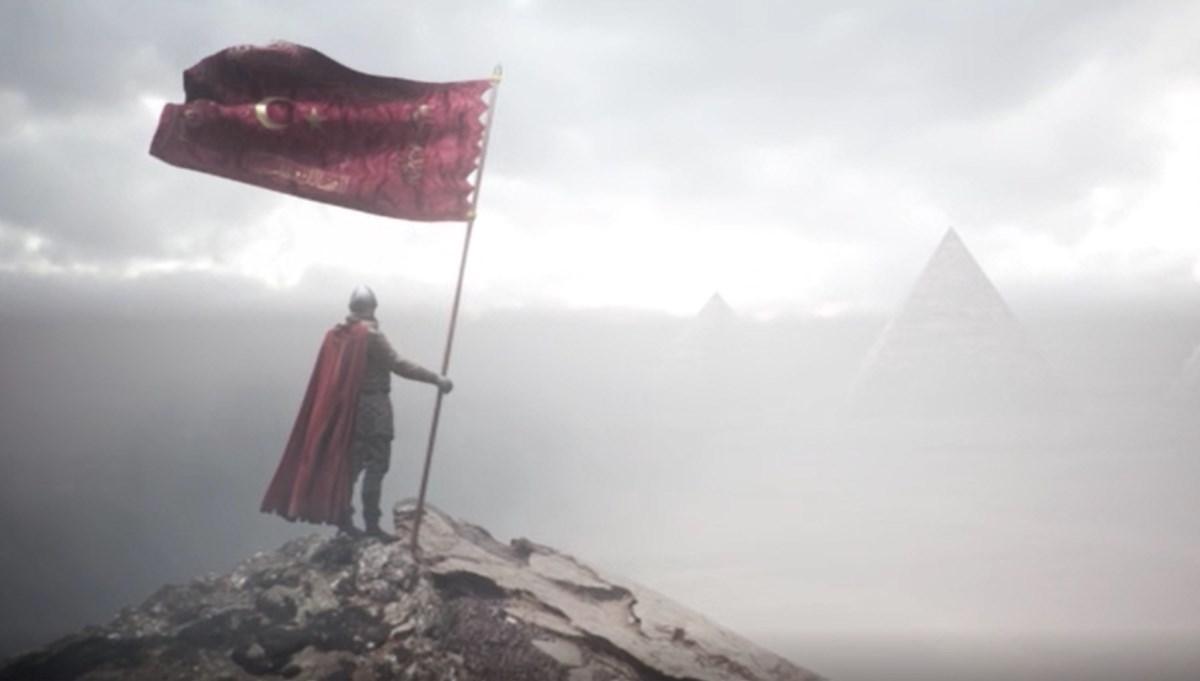 Yavuz: Adaletin Kılıcı filminden ilk tanıtım
