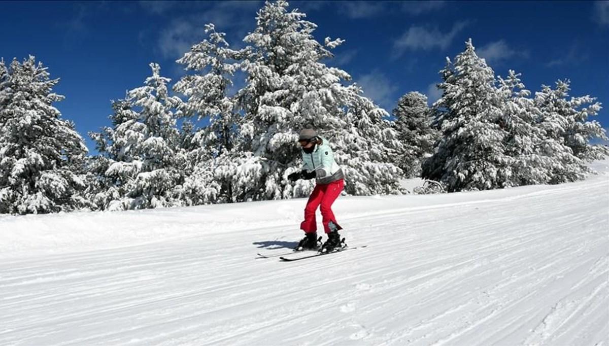Türkiye'nin kış turizm merkezleri konuklarını bekliyor (Sömestr tatili rotaları)