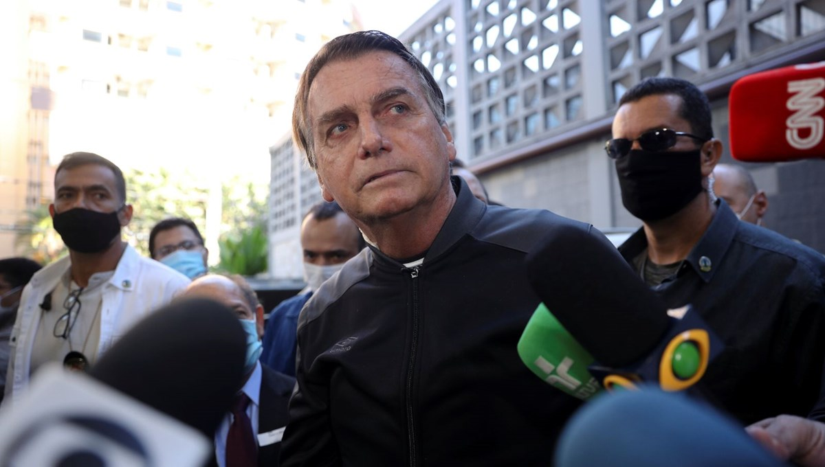 Bolsonaro taburcu edildi