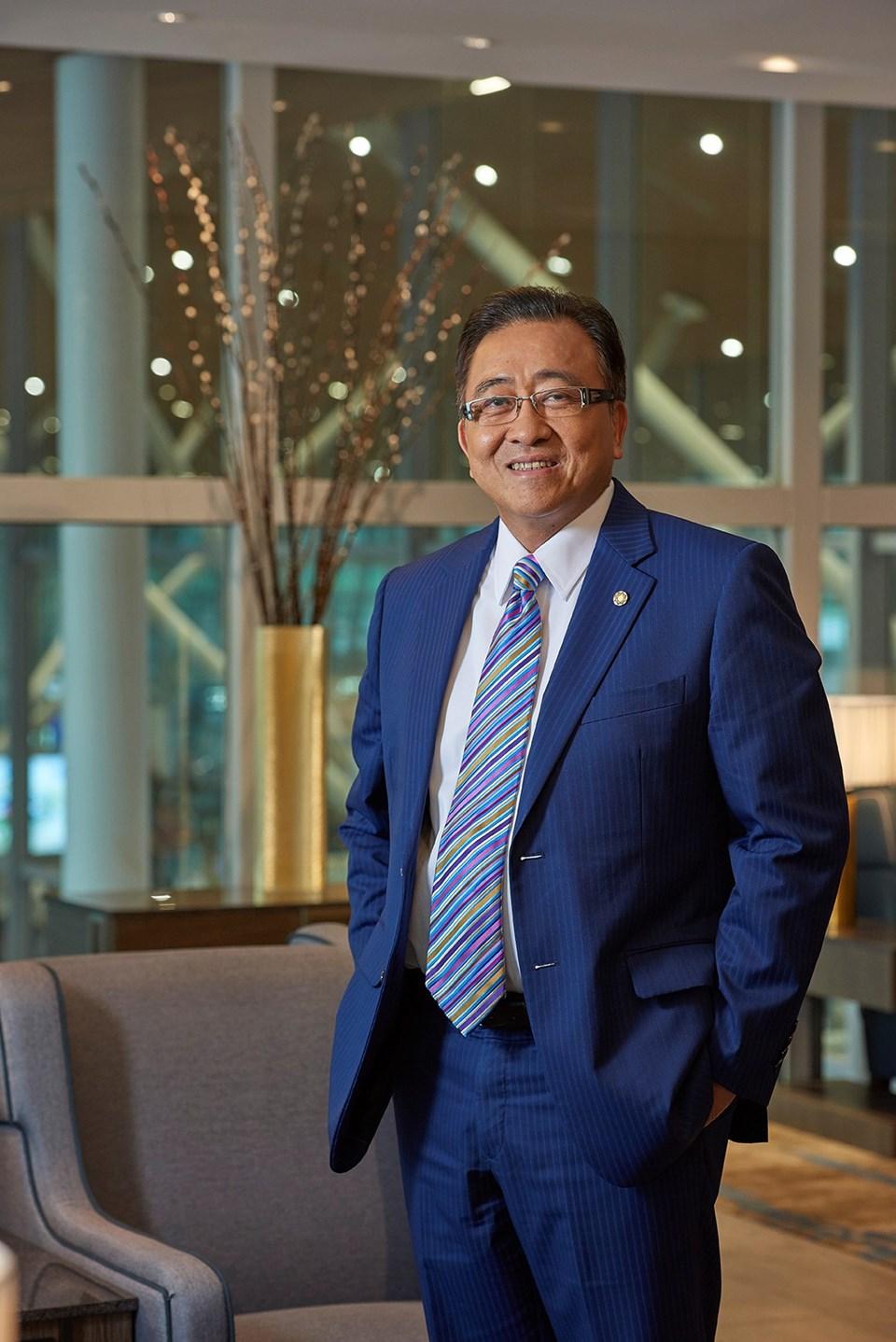 Plaza Premium Group'un Kurucusu ve Üst Yöneticisi (CEO) Song Hoi-see
