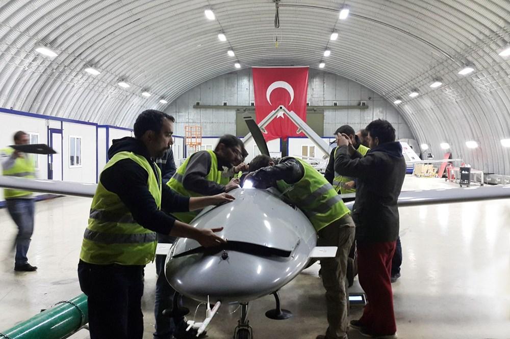 İngiliz bakandan Türk İHA'larına övgü - 6