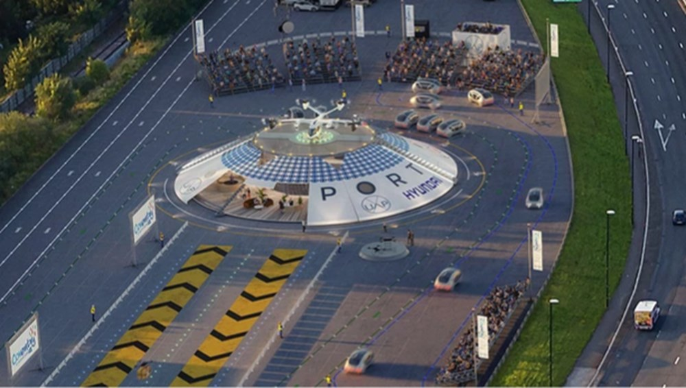 İngiltere, dünyanın ilk uçan otomobil havalimanını inşa ediyor - 4