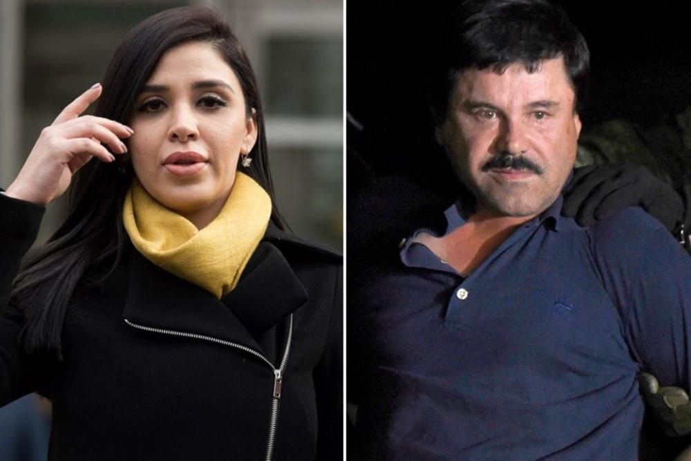 Uyuşturucu baronu El Chapo'nun eşi, işlediği suçları itiraf etti - 3