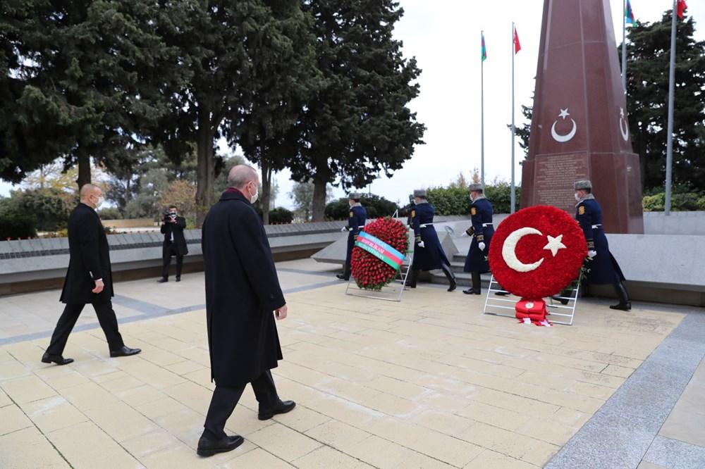Bakü'de Karabağ zaferi kutlaması - 3