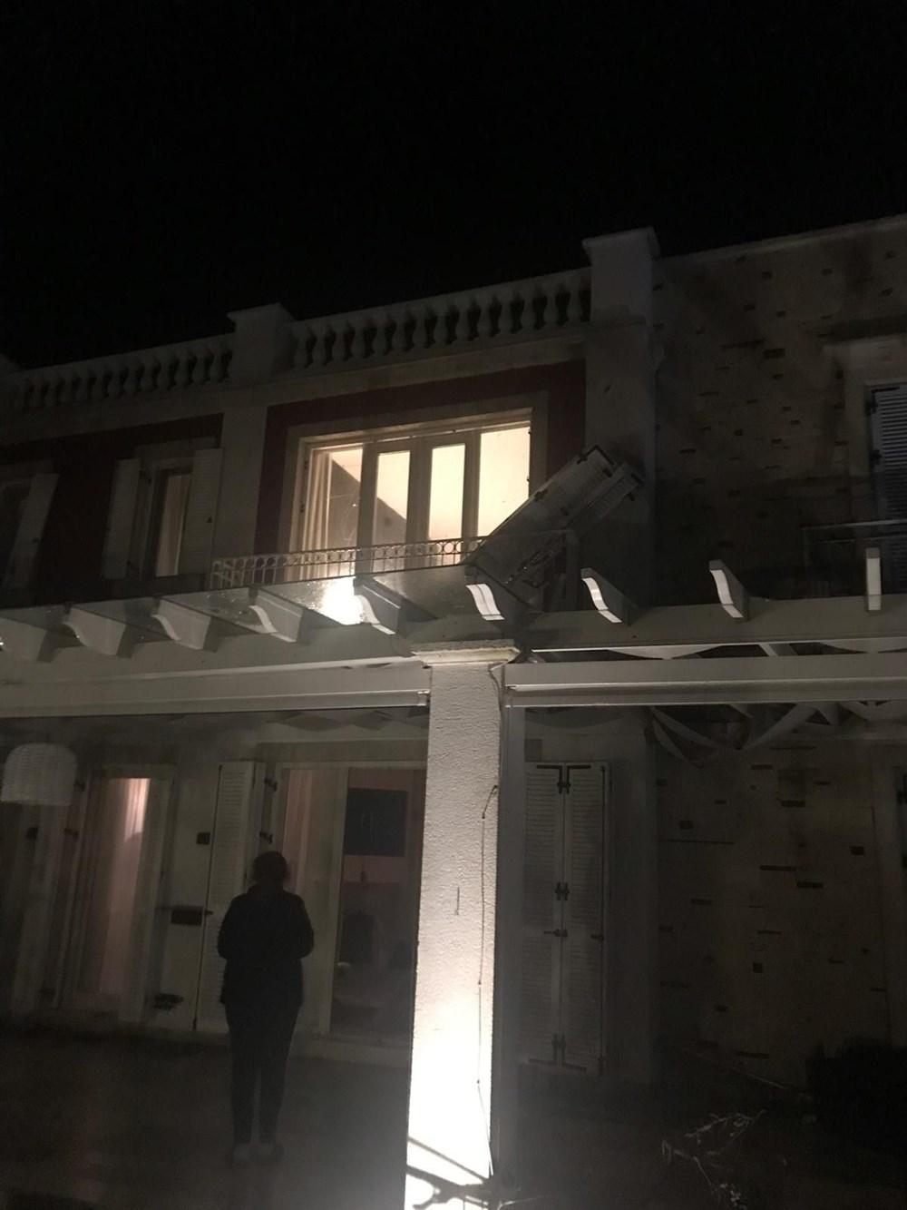 İzmir Alaçatı'da hortum: 16 yaralı - 16