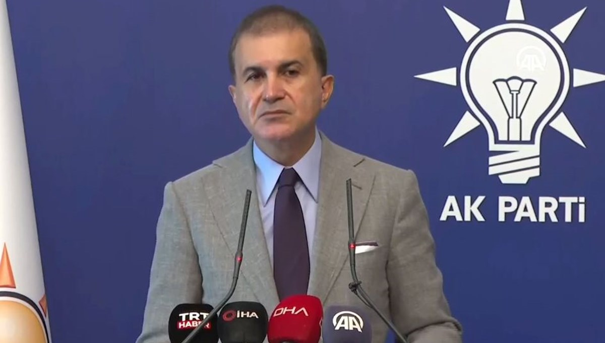 AK Parti Sözcüsü Çelik'ten 'Altındağ' açıklaması