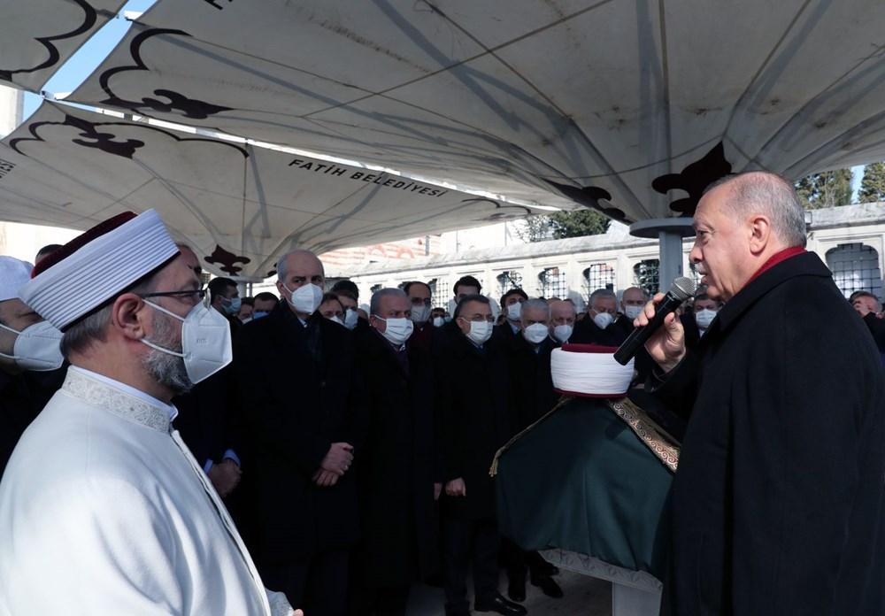 Hadis alimi Muhammed Emin Saraç son yolculuğuna uğurlandı - 4