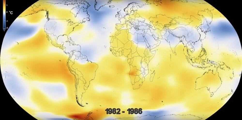 Dünya 'ölümcül' zirveye yaklaşıyor (Bilim insanları tarih verdi) - 112