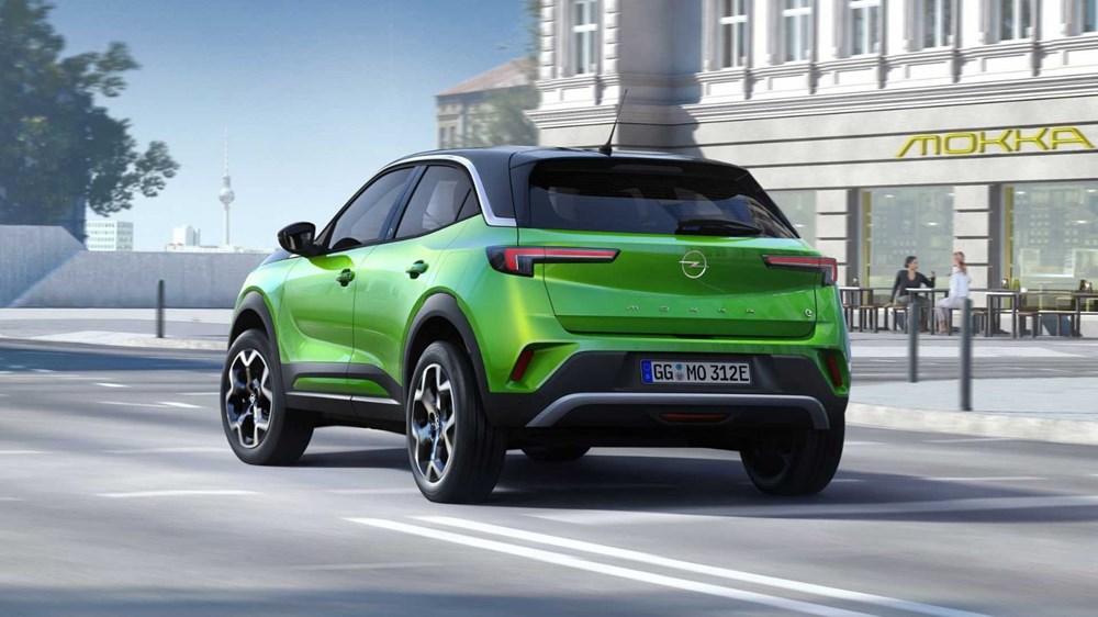 İkinci nesil Opel Mokka tanıtıldı - 2