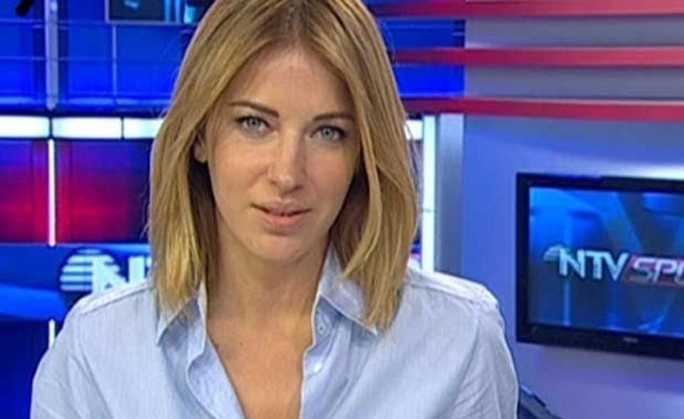 Burcu Esmersoy'un NTV Spor'un yılları