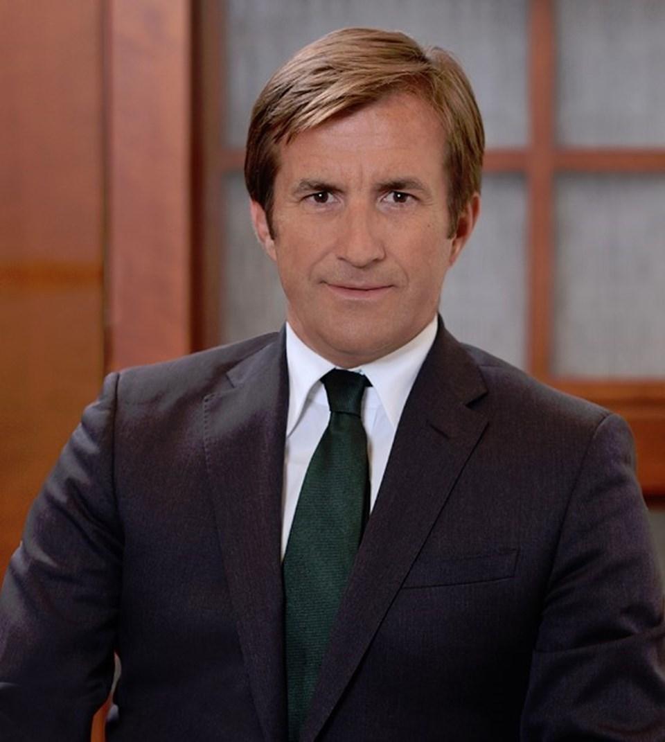 Garanti Bankası Genel Müdürü Fuat Erbil