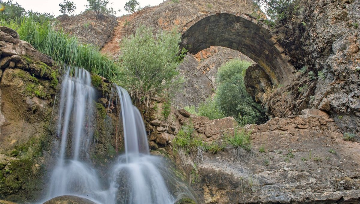 Tunceli'de tarihin doğayla bütünleştiği yer: Rabat Vadisi