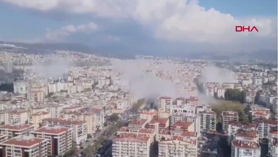 SON DAKİKA: İzmir'de 6,6 büyüklüğünde deprem (İstanbul'da da hissedildi)