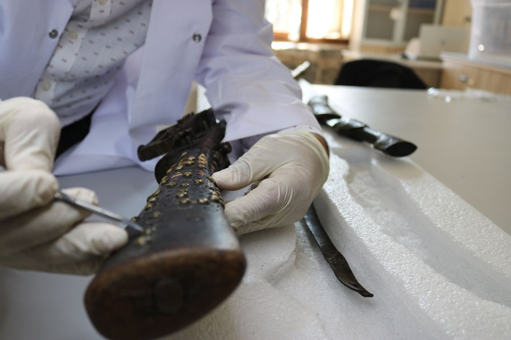 Türkiye'nin tarihi eserleri Diyarbakır'da restore ediliyor - 9