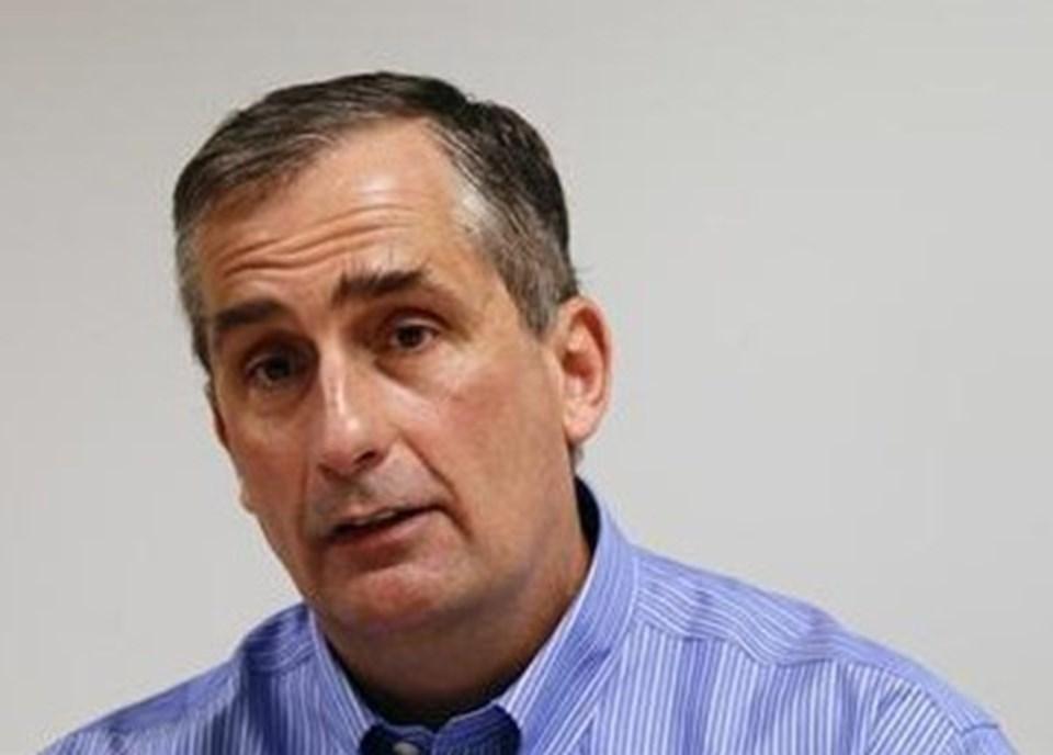 Intel'in CEO'su Brian Krzanich