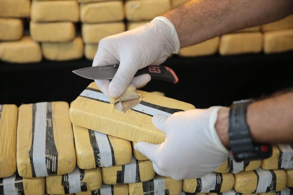 Şanlıurfa'da 275 kilogram eroin ele geçirildi: Piyasa değeri 20 milyon lira - 3