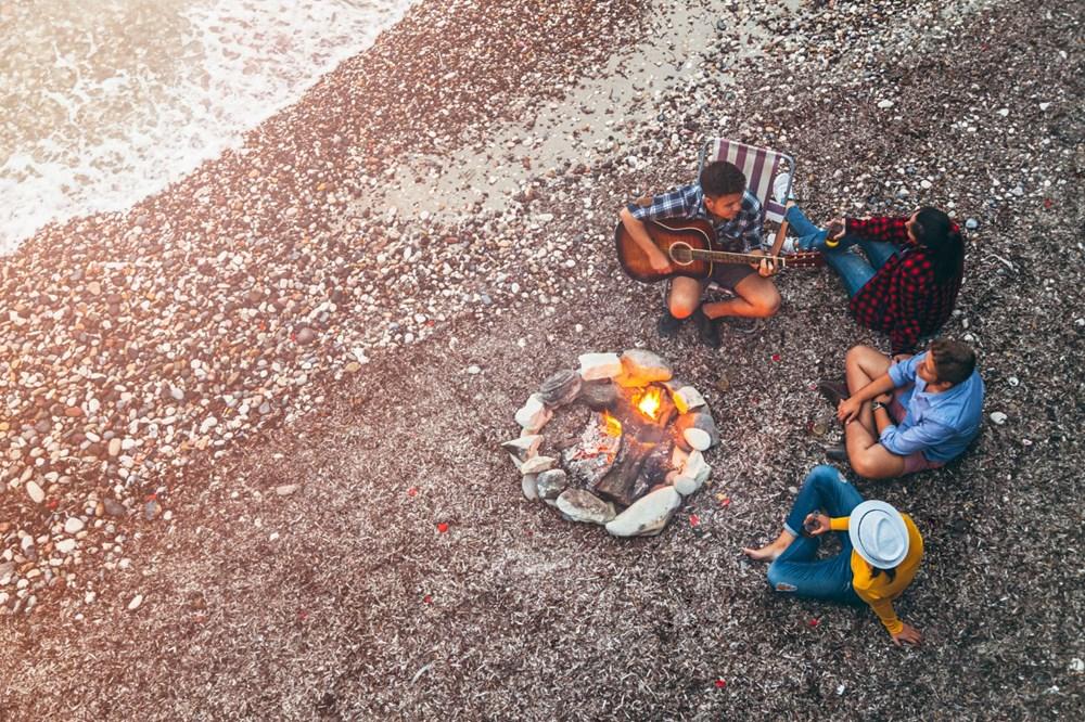 Turizmde yükselen trend: Kamp tatili - 2
