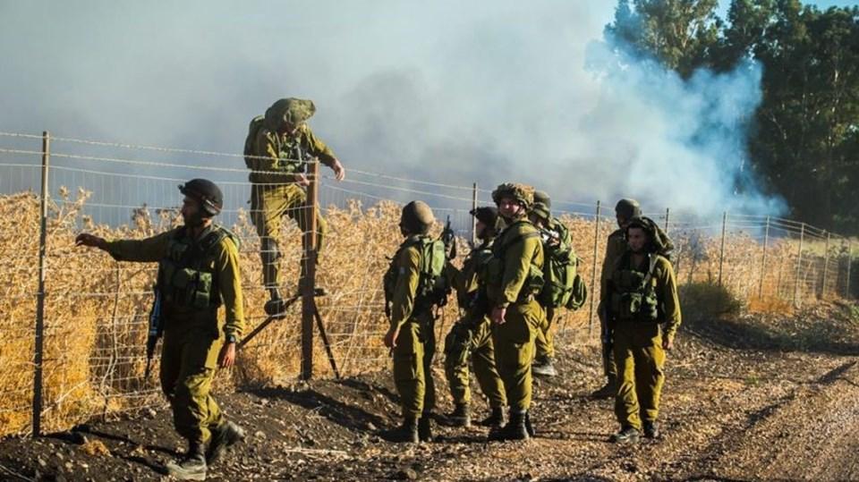İsrail Golan Tepeleri'nde güvenlik önlemlerini arttırdı ancak bölgeye yeni asker sevkiyatı yapmayacak.