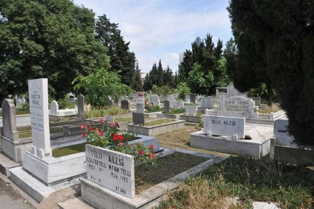 İstanbul'da mezar karaborsası; 2 milyon liraya mezar yeri satıyor - 8