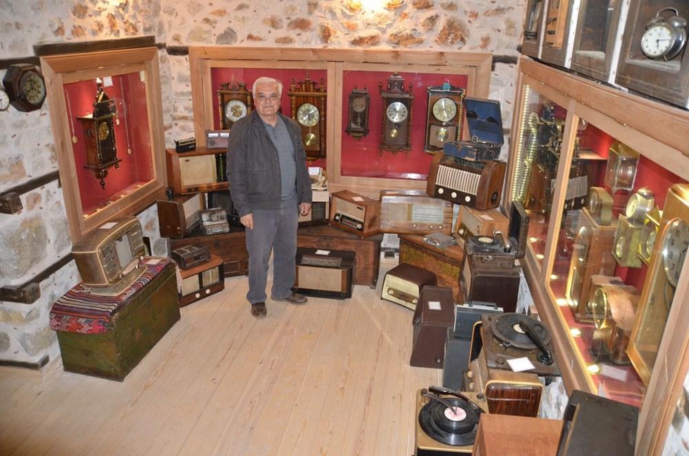 7 binden fazla materyal Türk Folklor Müzesi'nde - 7